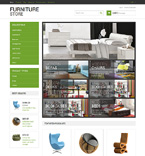 Furniture Shopify Template 50939