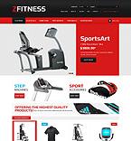 Sport PSD  Template 50949