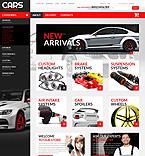 Cars PSD  Template 50951
