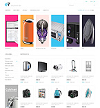 Electronics PSD  Template 50955