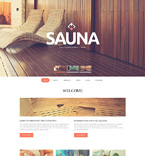 Beauty Website  Template 50959