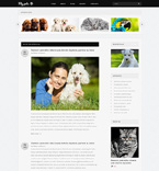 Animals & Pets Drupal  Template 50962