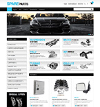 Cars Shopify Template 50966