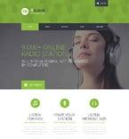 Entertainment Website  Template 50969