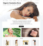 Beauty OpenCart  Template 50978