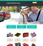 Travel Magento Template 50981