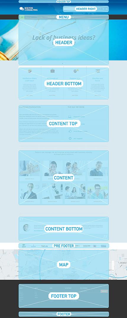 Drupal Template 50985 Main Page Screenshot