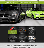 Cars WooCommerce Template 50988