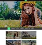 Art & Photography ZenCart  Template 50991