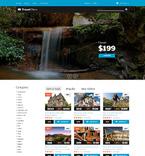 Travel PrestaShop Template 50998