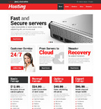Web Hosting WordPress Template 50999