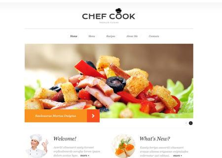 Cooking Responsive