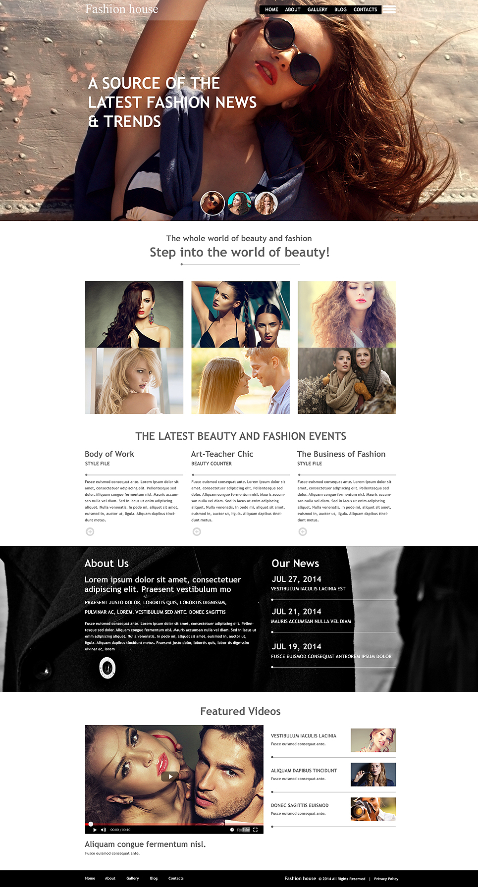 Muse Template – ALL TEMPLATES TEMPLATEMONSTER COM FREE OF CHARGE