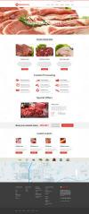 Health Benefits of Meat WordPress Theme New Screenshots BIG
