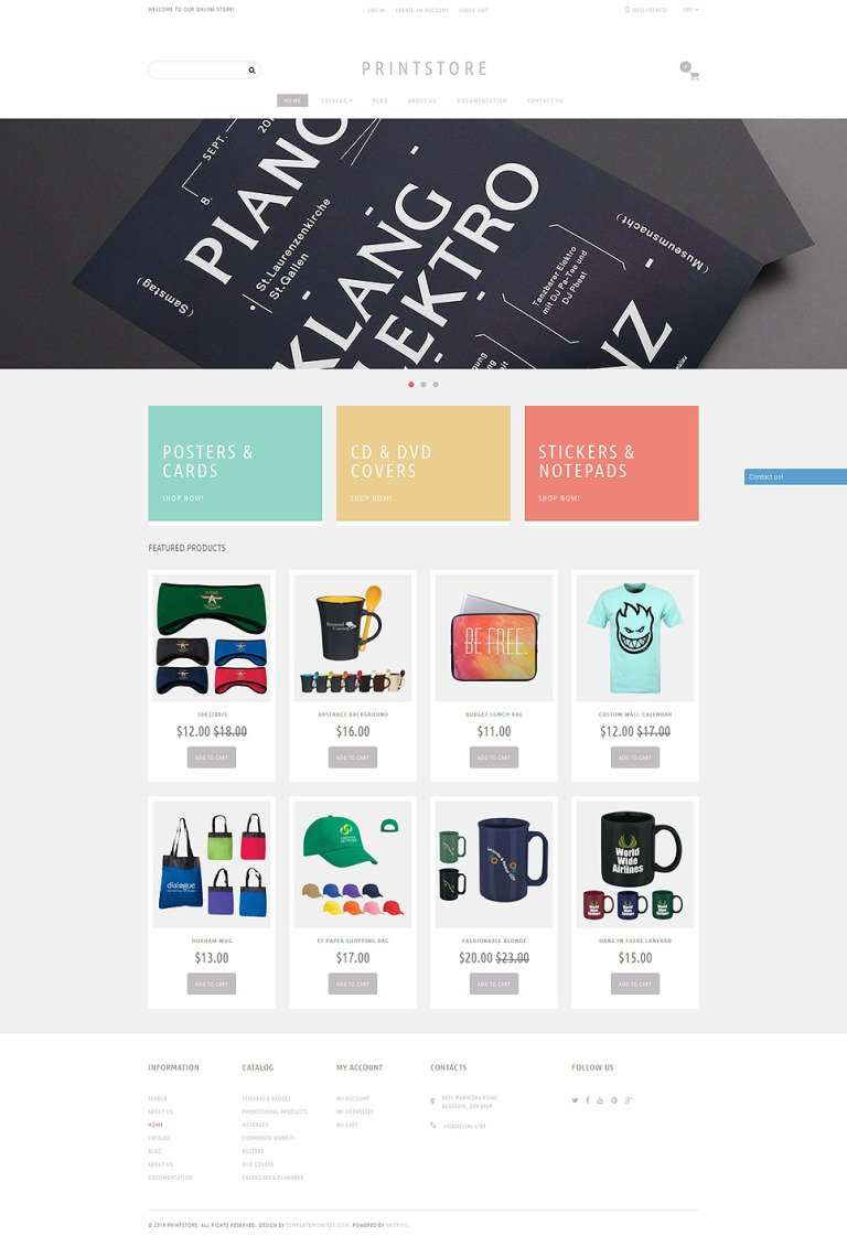 Online Print Shop Shopify Theme New Screenshots BIG