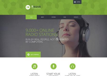 Radio  Responsive