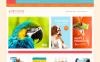 Responsive Evcil Hayvan Mağazası  Magento Teması New Screenshots BIG