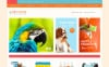 Tema Magento Flexível para Sites de Lojas de Animais №50900 New Screenshots BIG