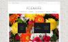 Website template over Bloemenwinkel  New Screenshots BIG