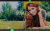 ZenCart шаблон на тему ілюстраційна виставка New Screenshots BIG