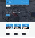 Cars Website  Template 51005