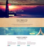 Charity Website  Template 51020