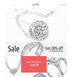 Jewelry PSD  Template 51026