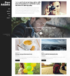 Art & Photography WordPress Template 51031