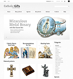 Gifts ZenCart  Template 51032