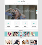 Art & Photography Joomla  Template 51039
