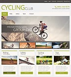 Sport WordPress Template 51043