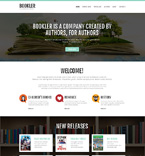 Books Website  Template 51046