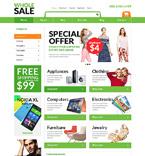 Electronics WooCommerce Template 51051