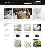 Furniture ZenCart  Template 51052