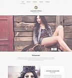 Fashion Moto CMS HTML  Template 51066