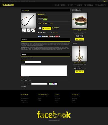 ADOBE Photoshop Template 51073 Home Page Screenshot