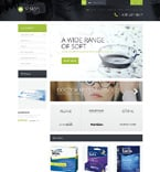 Medical OpenCart  Template 51074