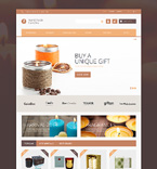 Gifts PrestaShop Template 51078
