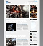 Games WordPress Template 51079
