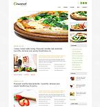 Food & Drink WordPress Template 51080