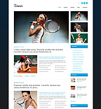Sport WordPress Template 51081