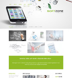 Web design WordPress Template 51084