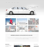 Cars WordPress Template 51086