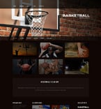 Sport WordPress Template 51087