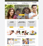 Society and Culture Drupal  Template 51093