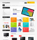 Computers Shopify Template 51099