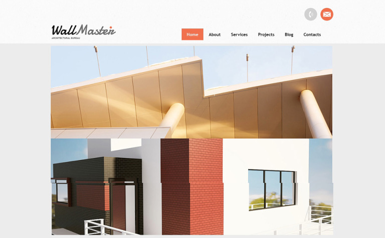 Architectural Art Joomla Template