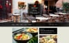 European Restaurant Muse Template New Screenshots BIG