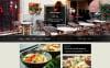Template Muse para Sites de Restaurante Europeu №51059 New Screenshots BIG