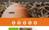 Template Web Flexível para Sites de Fazenda de aves №51057 New Screenshots BIG